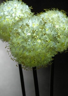 LED Flower Bunch | 3 stems