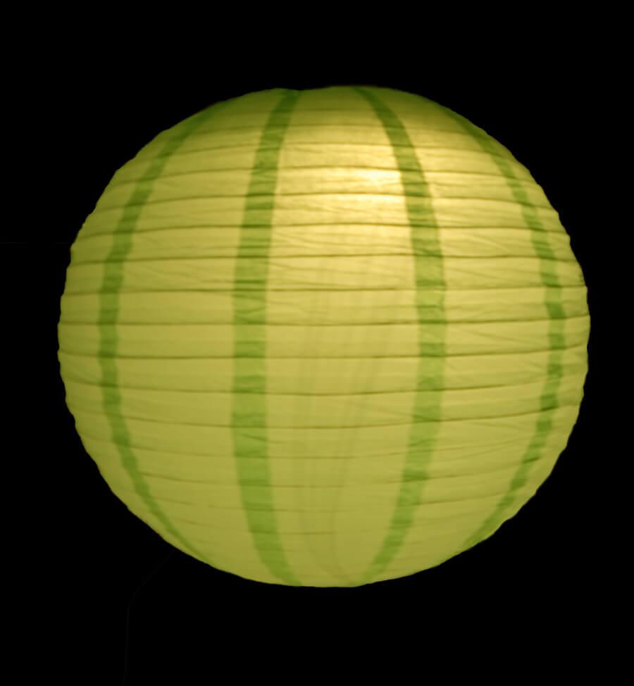led remote controlled paper lantern lights warm white. Black Bedroom Furniture Sets. Home Design Ideas