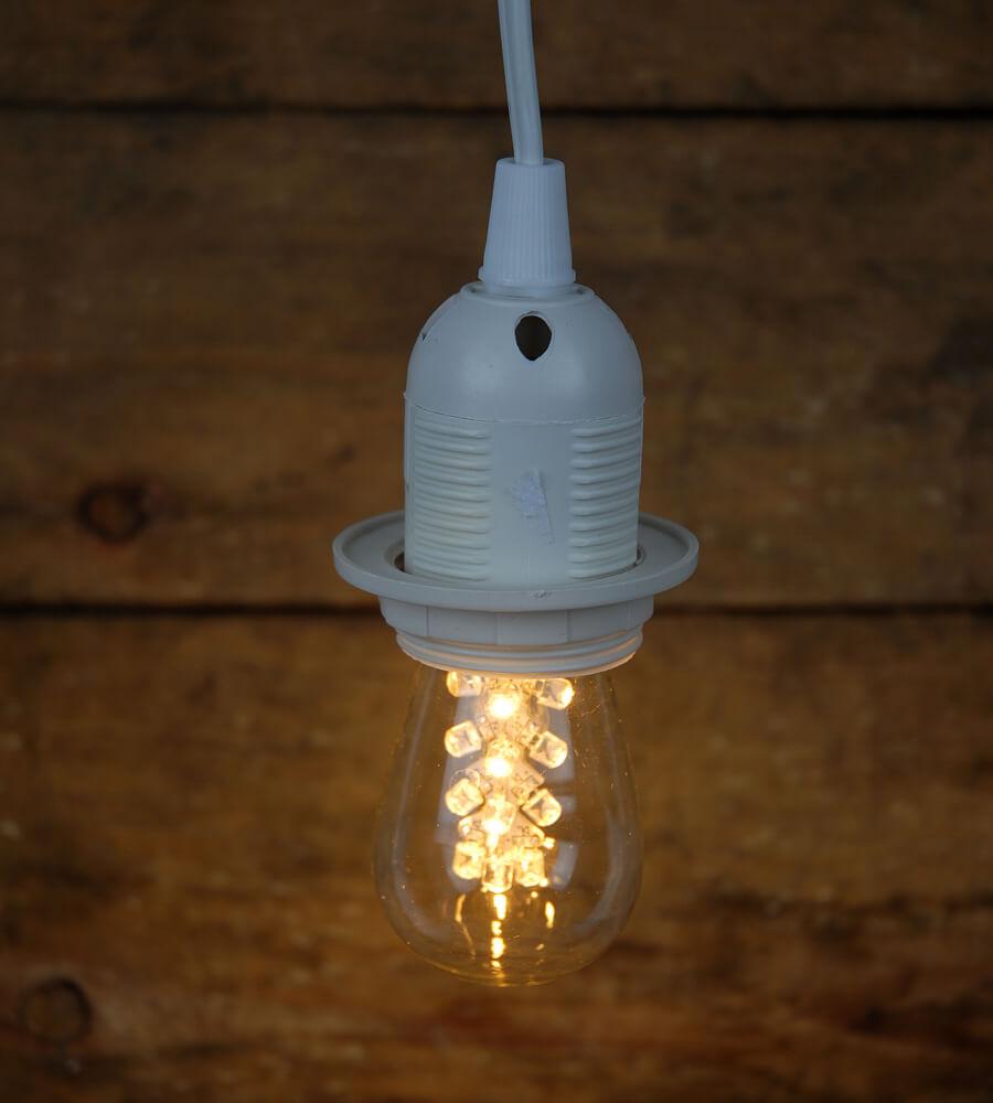 led s14 edison light bulb warm white e26 base. Black Bedroom Furniture Sets. Home Design Ideas