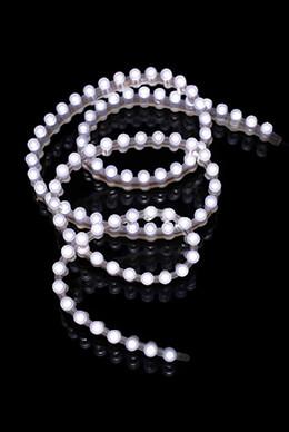 Waterproof Flexible LED Light String White 96 count