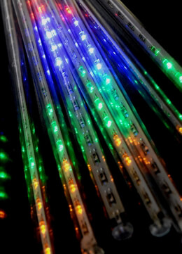 Rain Lights Multicolored LED