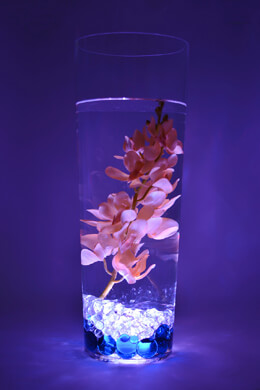"20"" Vase with LED Lights"