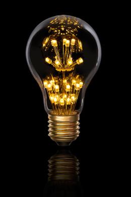 Cleveland Vintage Lighting LED 4 Tier Edison Bulb