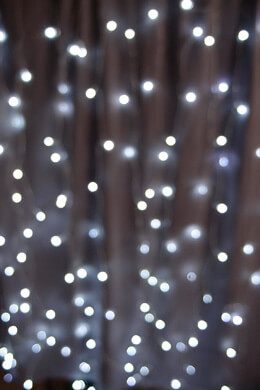 Light Curtain LED 3 x 6ft Cool White