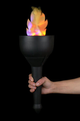 The Burning Torch 4-in-1