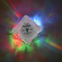 LED Ice Cubes Color Changing | Pack of 8