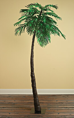 Lighted Palm Tree 7ft