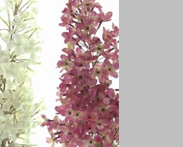 Lilacs : Silk Lilac Flowers