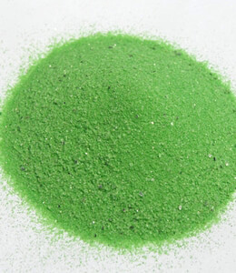 Sandsational Sparkle Sand GREEN LIME  2 lbs/3 CUPS Unity Sand