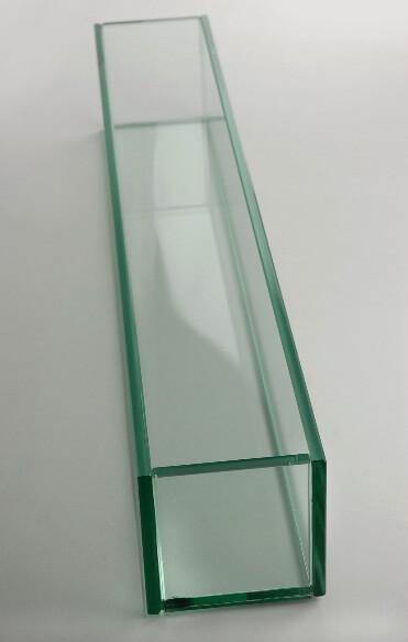 Long Glass Vase 24in