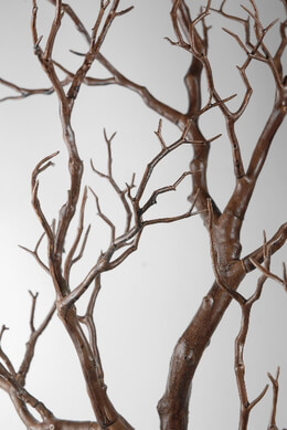 Artificial Manzanita Branches Brown 38.5in