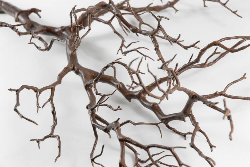 Artificial  Manzanita Tree Branches Brown 38.5in