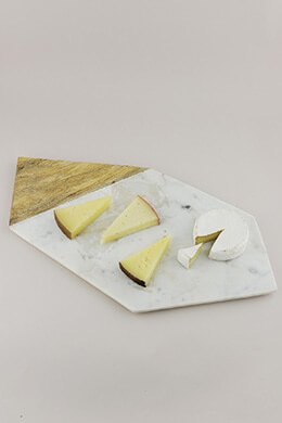 Marble Cheese Board Large