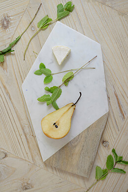 Marble Cheese Board Small