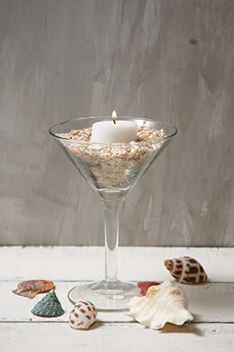 Martini Glasses Clear 6oz (Set of 12)