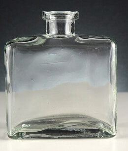 Matic Glass Reed Diffuser Bottle 8.5 oz (Case of 12)