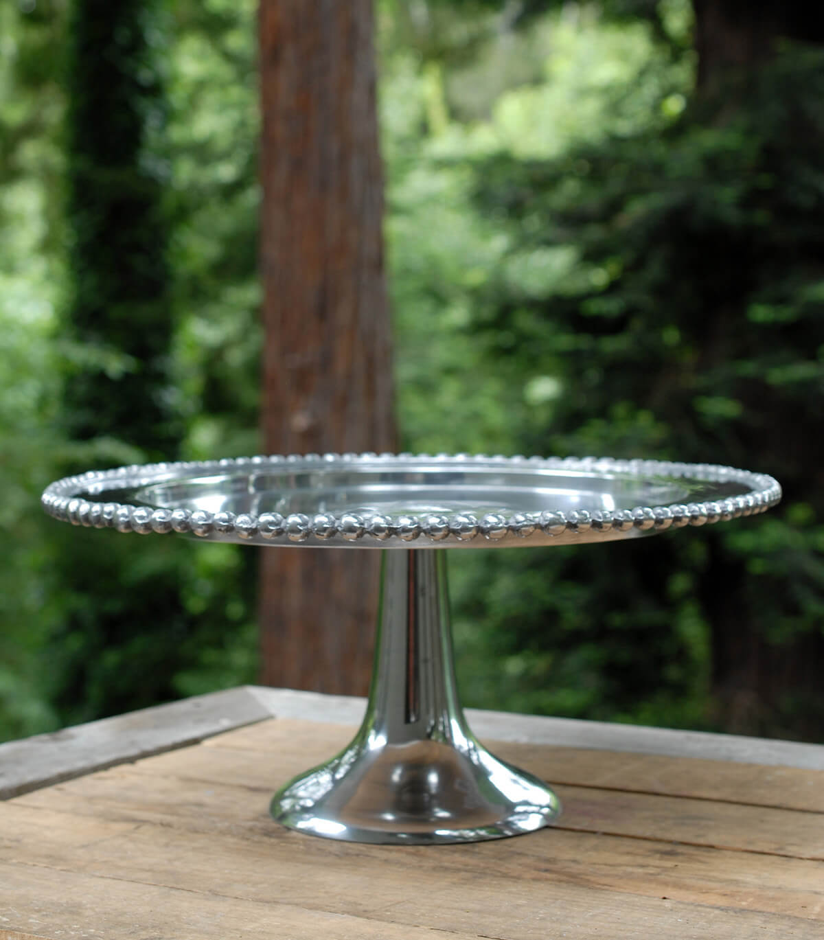 Metal Cake Stand 16in