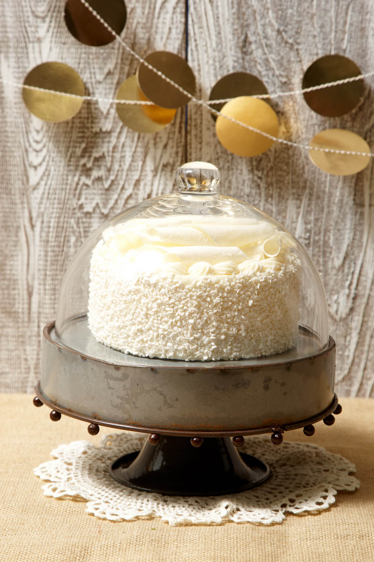 Glass Top For  Inch Cake Stand