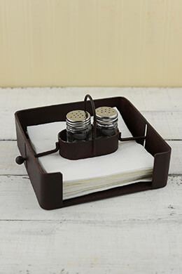 Metal Napkin Holder