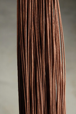 "Midollino Sticks 42"" Cinnamon Brown (100 -150 sticks) 1 lb. bundle"