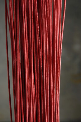 Midollino Sticks 42in Red 100-150 Pieces