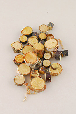 Mini Birch Rounds (Pack of 30)