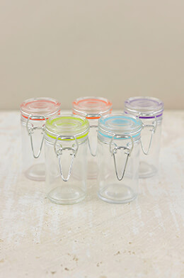 Mini Jars (Set of 10)