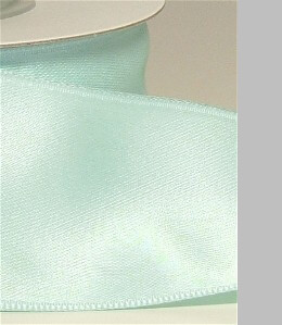 Satin Ribbon Mint 1.5in