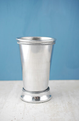 Mint Julep Cups 5.75in, Zealand Vase