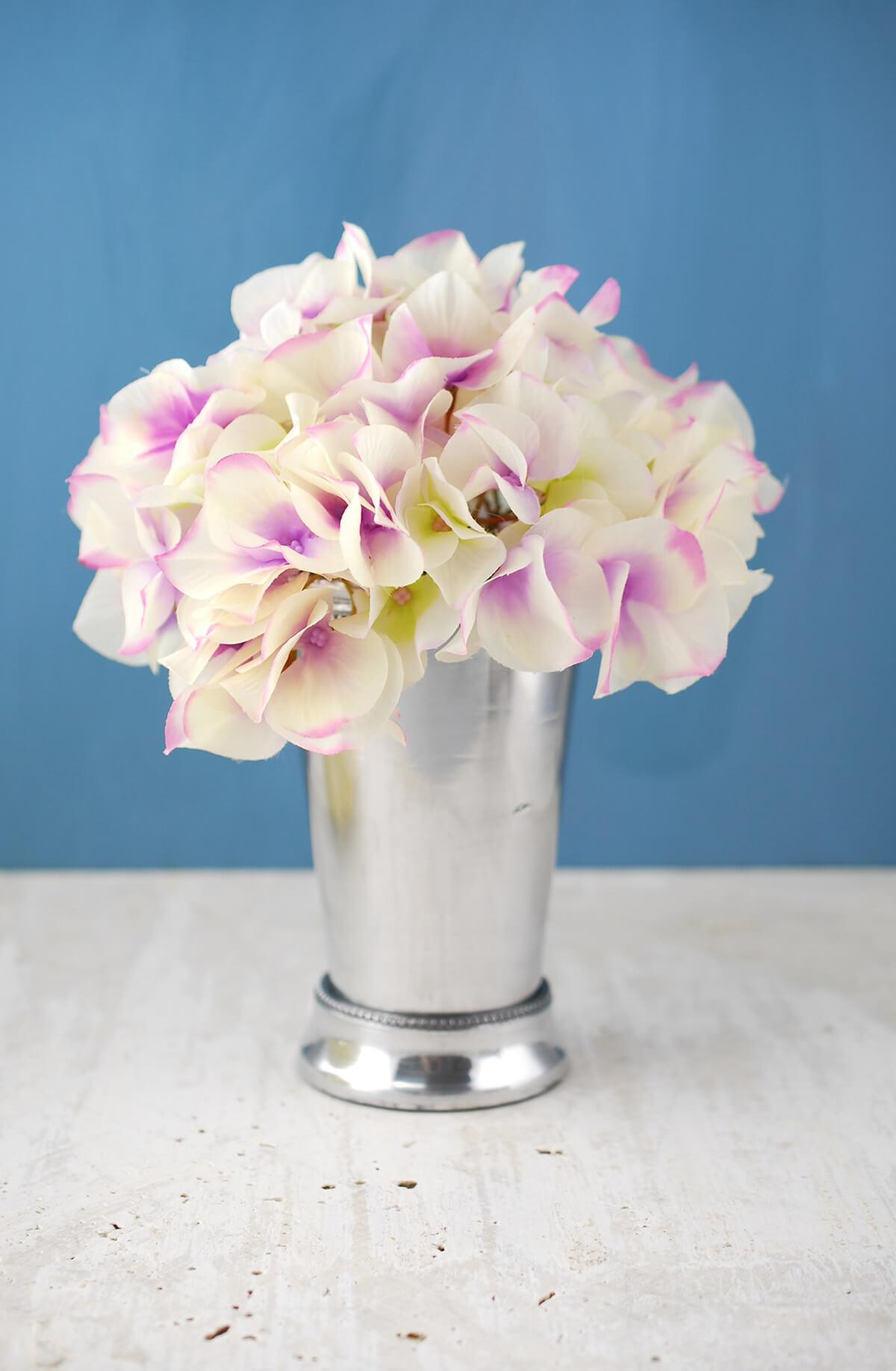 Mint Julep Cups 5.75in, Zealand Vase