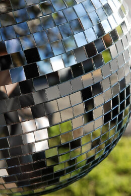 Mirror Balls12 inch