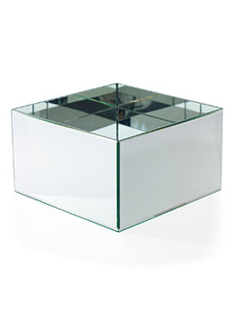 Mirror Box 12x7in