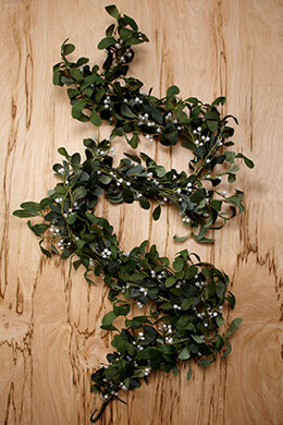 Mistletoe Garland 6ft