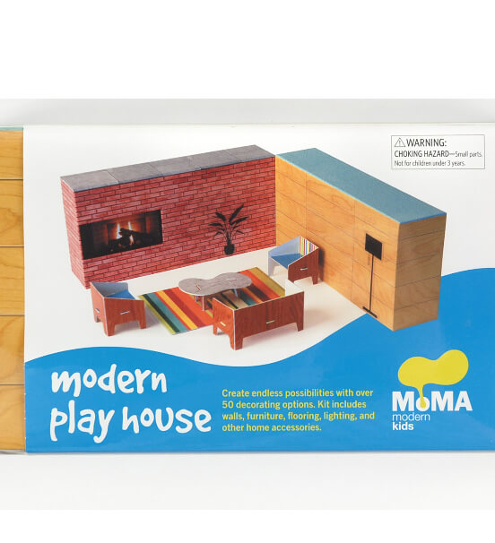 MoMA's Modern Play House