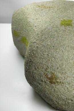 Moss Rocks 18 in. Fiberglass
