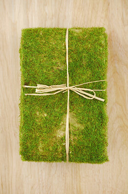 "Artificial Moss 4"" x 6 ft"