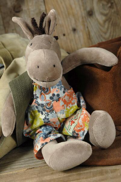 Moulin Roty Barnaby Donkey