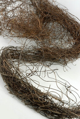 Natural Twig Angel Hair Vine 6 oz.