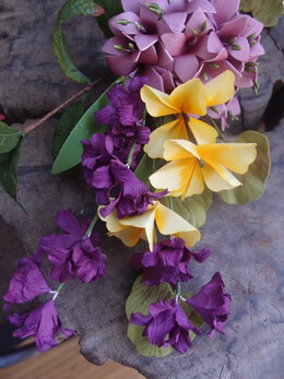 Natural Touch Garden Corsage
