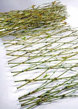 Bamboo Runner Woven 6ft