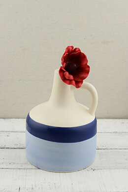 Nautical Ceramic Jug Small