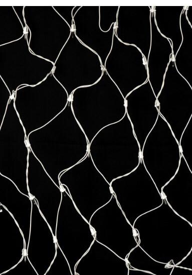 Net Lights 150 Bulb String Light 4x6 White Cord