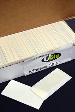 Uglu Adhesive Strips 250 Pieces