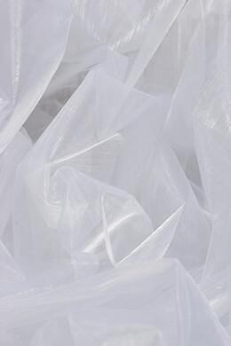 Organza White 54 Inch x 5yds