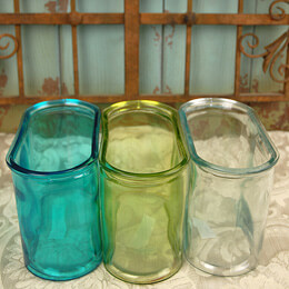 Oval Vases (Set of 3)
