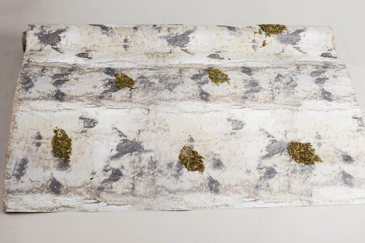 """Birch Patterned Stiff Paper 22"""" Width x 5 Feet"""