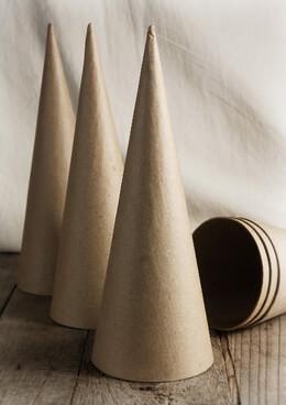"""Paper Cones 10.5"""""""