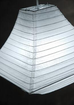 Pagoda Paper Lantern 14in