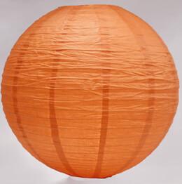 Paper Lantern Orange 24in