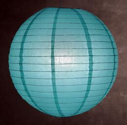 Paper Lantern Oasis Blue 20in